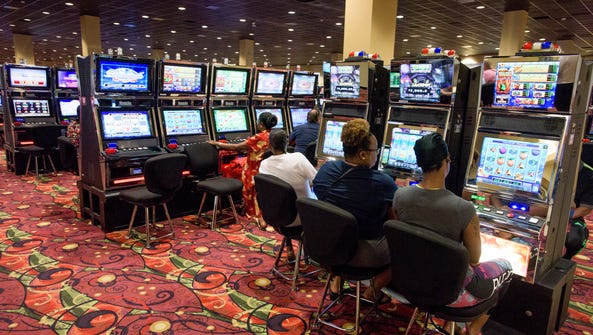 File photo shows VictoryLand rwhen it reopened in September.