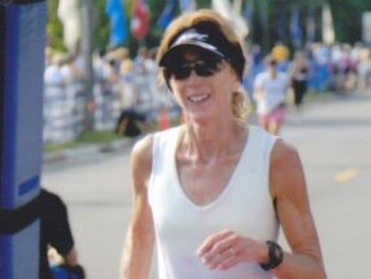 Dana Kramer Sioux Falls Marathon