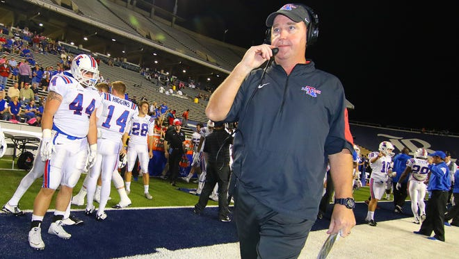 Louisiana Tech coach Skip Holtz said on the Tim Fletcher Radio Show that he wants to build something special in Ruston.