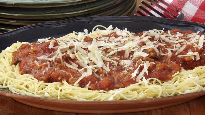 A homemade pasta sauce contest will be held at the Schuyler County Italian American Festival in Watkins Glen.
