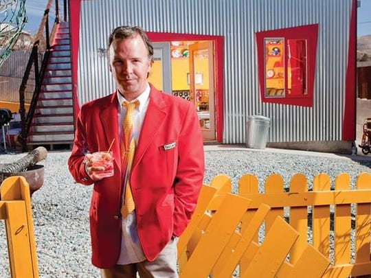 Comedian Doug Stanhope will perform Aug. 14, 2017 at Rookies Sports Pub in Stevens Point.