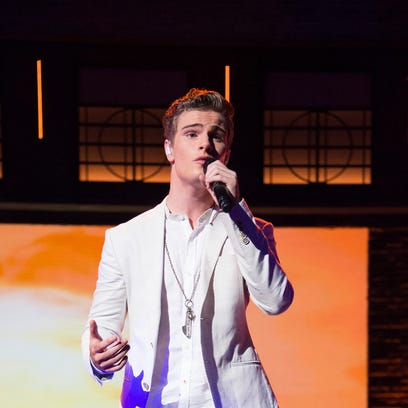 Shorewood's Brady Tutton shines on 'Boy Band' show