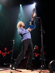 Barry Gibb in concert - Philadelphia