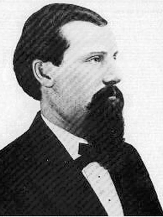 Sheriff Henry Plummer.