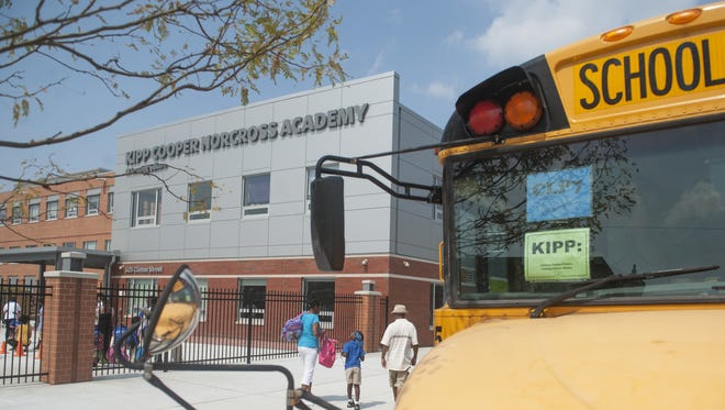 Renaissance schools in Camden, such as KIPP Cooper Norcross Academy, will receive a boost in funding from the Camden Facility Fund.