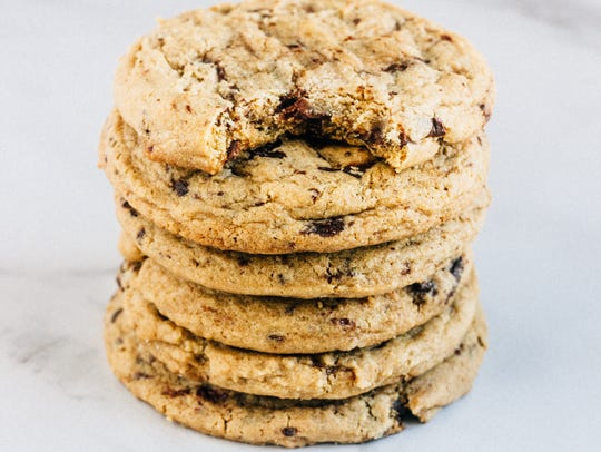Chew Chocolate Chunk Cookies are kept soft by a mere