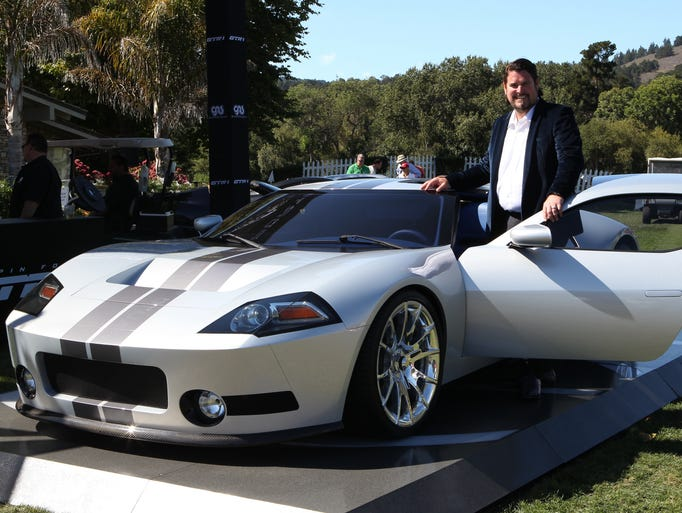 Updating the Ford GT