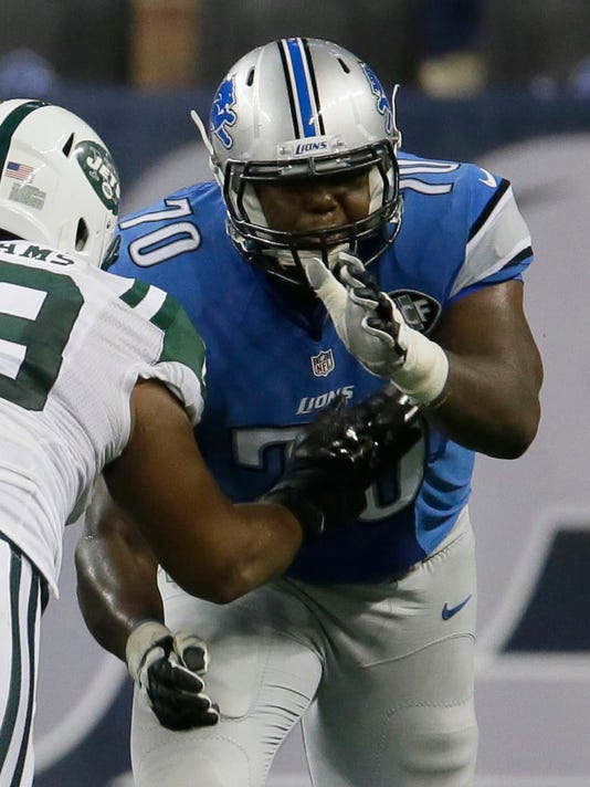 great fit 7a488 bf74c Detroit Lions Riley Reiff, Darius Slay questionable for ...