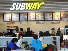 Lansing man charged in Subway robberies