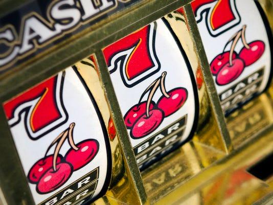 #stockphoto Slot Machine Stock Photo