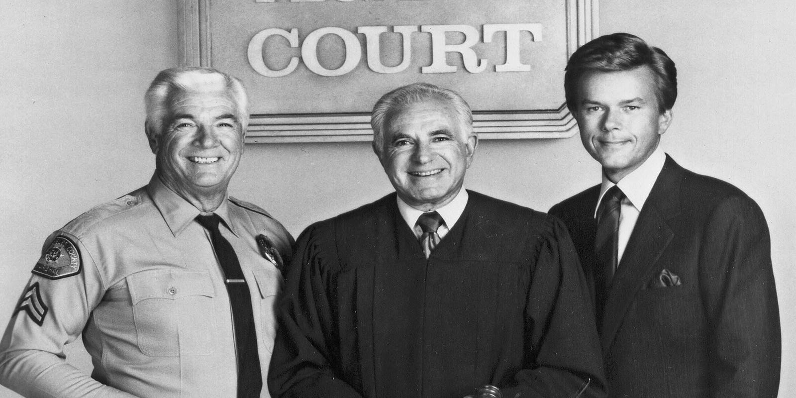 Joseph Wapner First Peoples Court Judge Dies At 97 Radio Wave Diagram Http Hollywoodbollywood Co In Hoadmin