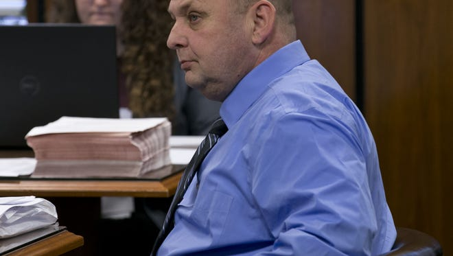 Alan Bienkowski of Manchester is on trial for the murder of his neighbor, Anthony Verdicchio.