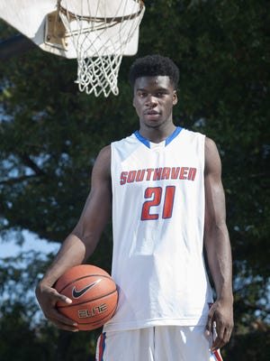 Southaven's Terence Davis is one of the state's top players heading into this season.