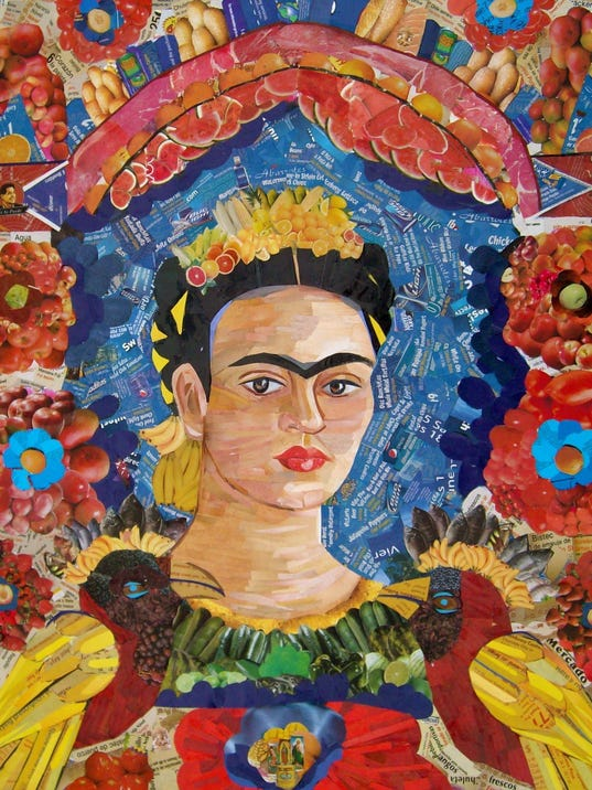 """Frida's Feast"""