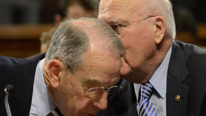 U.S. Sens. Chuck Grassley (R- Iowa) and Patrick Leahy (D-Vermont) have co-sponsored a bill that includes several measures to increase federal oversight of the EB-5 foreign investment program.