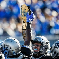 Memphis football prepares to meet UCF in AAC Championship