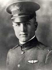 America enters World War I, and Frank Luke, a native