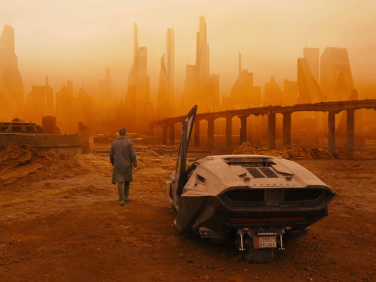 AP FILM REVIEW BLADE RUNNER 2049 A ENT