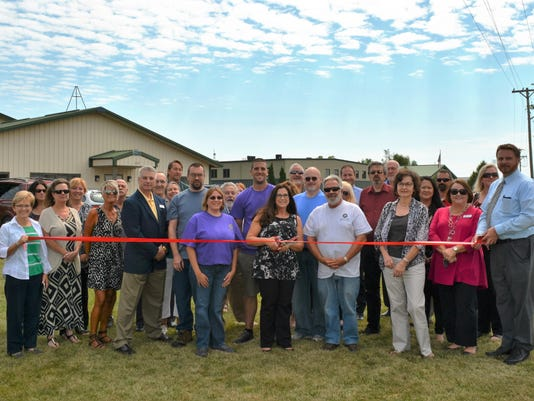 Midstar Printing Ribbon Cutting