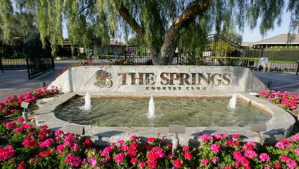 The Springs Country Club in Rancho MIrage has settled a 2013 lawsuit against it out of court.
