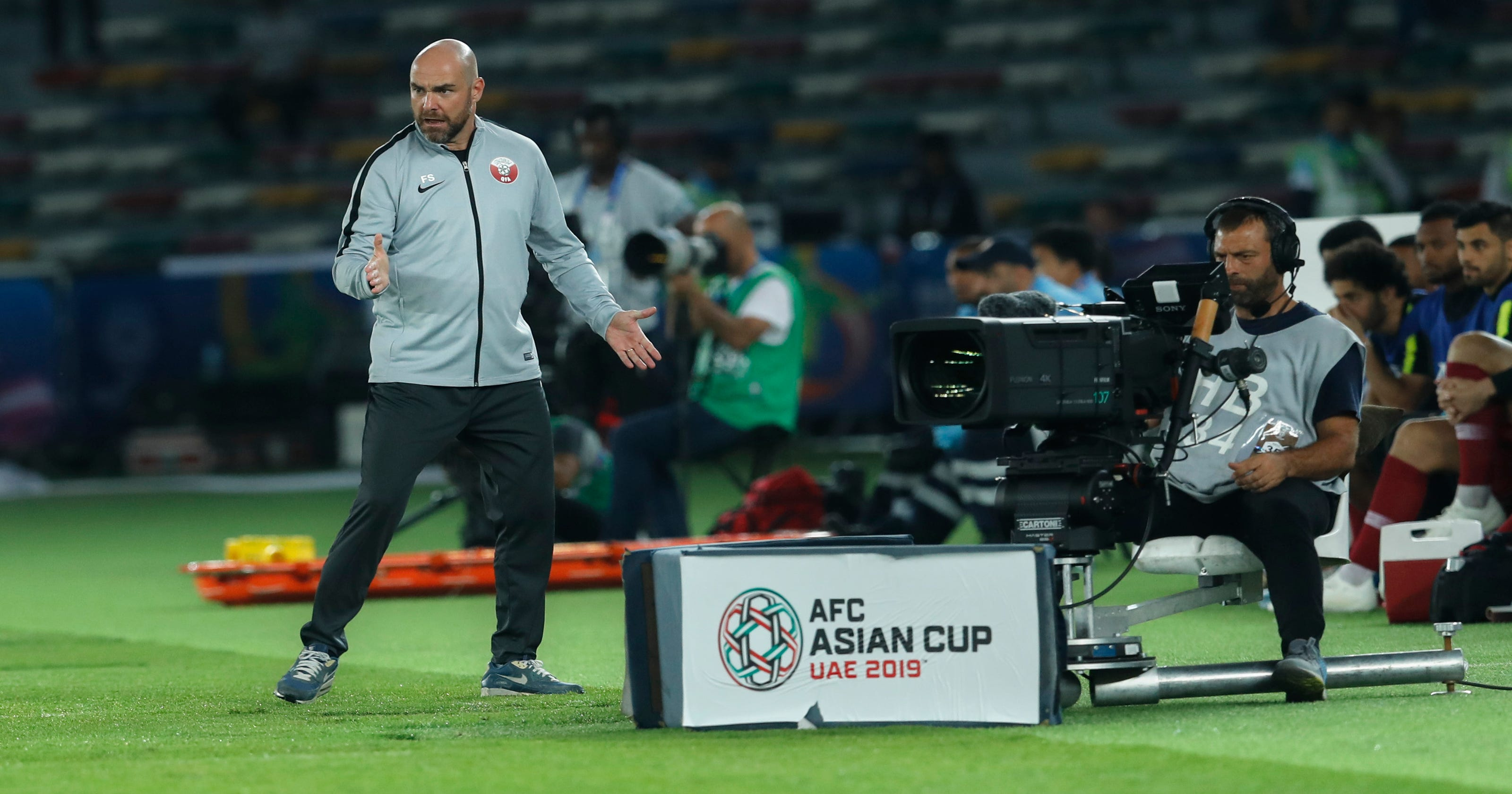 FIFA leads top soccer bodies' attack on Saudi TV piracy