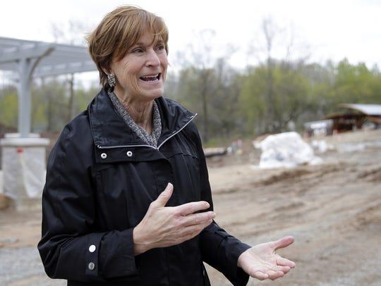 Green Bay Botanical Garden Executive Director Susan