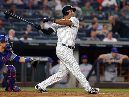 Yankees outfielder Aaron Hicks was activated from the disabled list on Tuesday. He had been out since early September because of a strained left oblique.