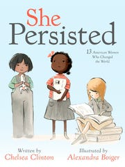 'She Persisted' by Chelsea Clinton