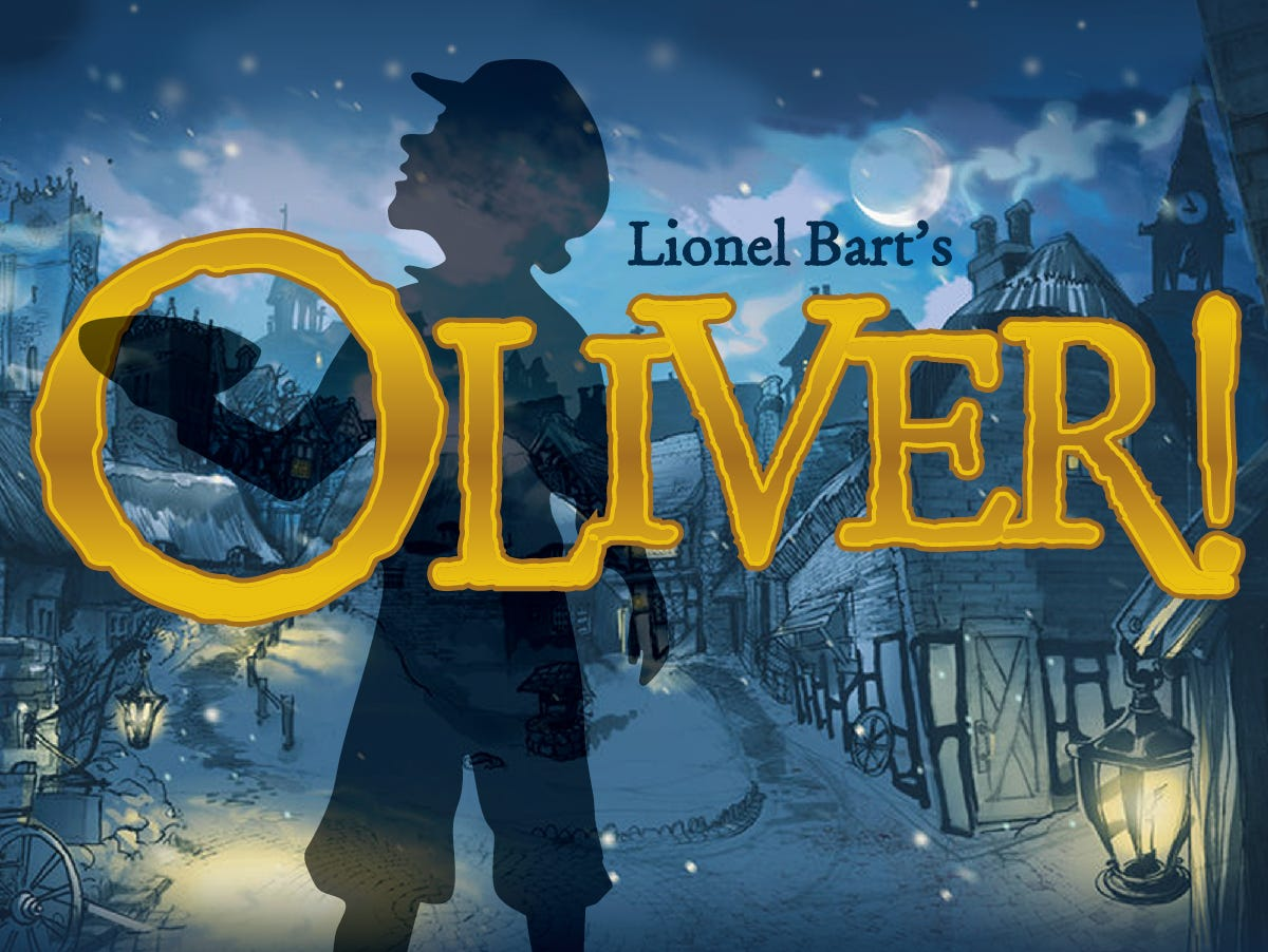 "Insiders get $10 off tickets to ""Oliver"" at RAPA, 200 W. Ridge Road, Rochester."