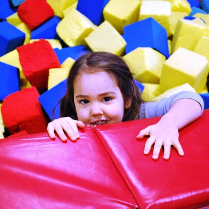 There will be a Tiny Tumblers Open Gym at Green Mountain Gymnastics in Williston on Feb. 20.