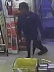 Authorities are asking for the public's help in identifying this man, who robbed at Dollar General Store, 7544 Oak Ridge Highway, at gunpoint Nov. 3.