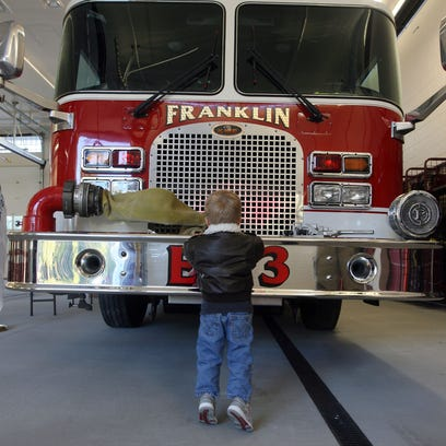 Franklin Fire Department hosts Safety Day June 3