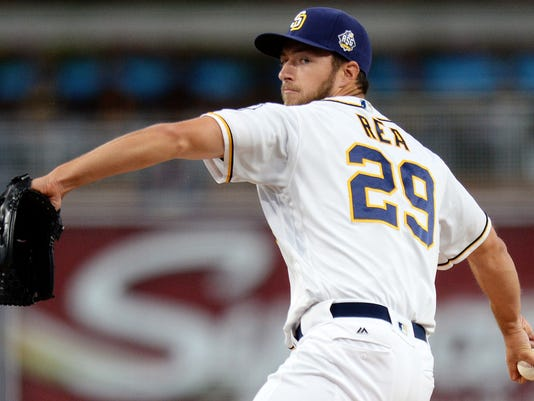 MLB: Pittsburgh Pirates at San Diego Padres