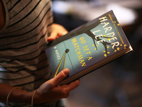 Harper Lee's Go Set A Watchman Goes On Sale
