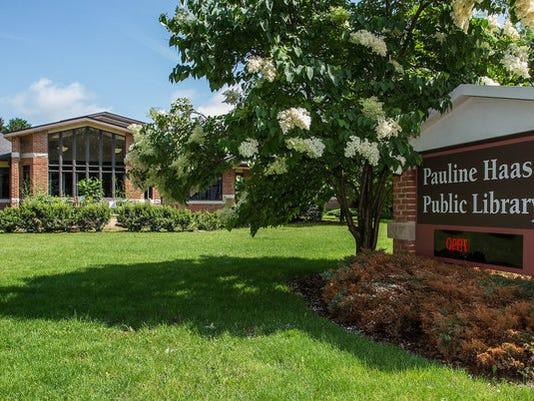 Pauline Haass Library