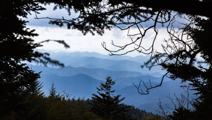 Blue Ridge Parkway sections around Asheville close for boom ax operations