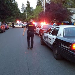 One man was injured in an officer-involved shooting in Seatac.