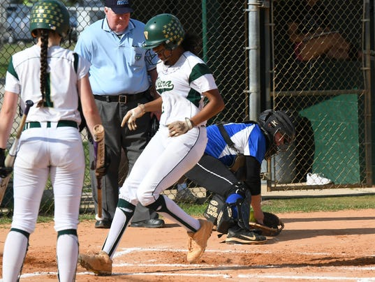 High School Softball: Sebastian RIver vs. Viera