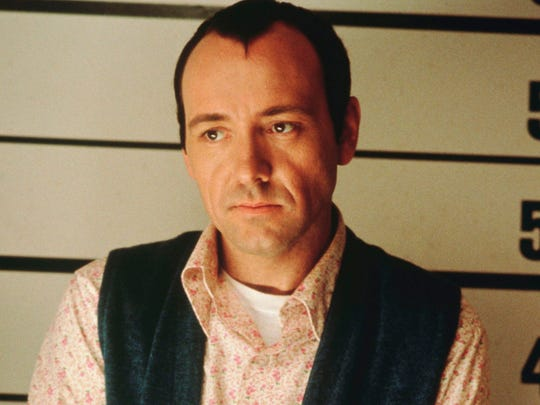 Kevin Spacey in a scene from the  'The Usual Suspects.'
