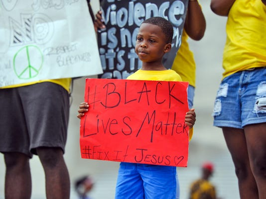 News: Baton Rouge Peace March