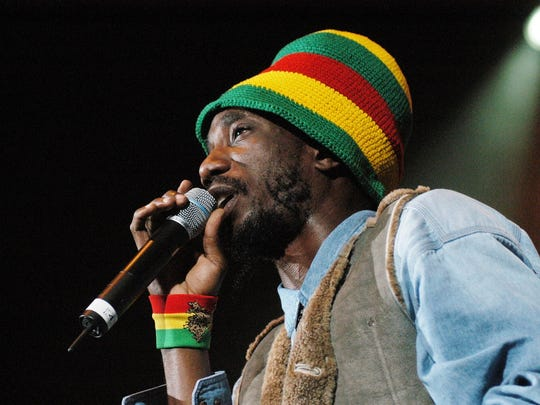 Sizzla will perform on Sept. 10 at the Vogue.