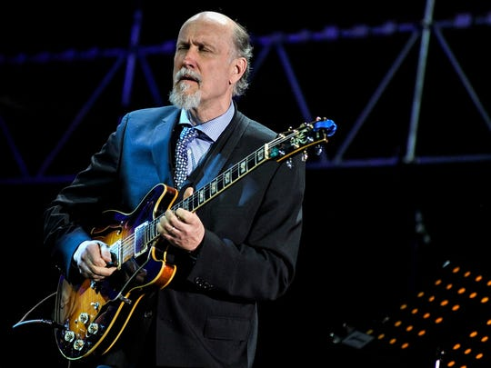 John Scofield will perform Oct. 3-4 at the Jazz Kitchen.
