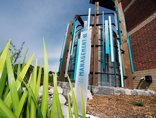 The MSU Raingarden, a sustainable water management