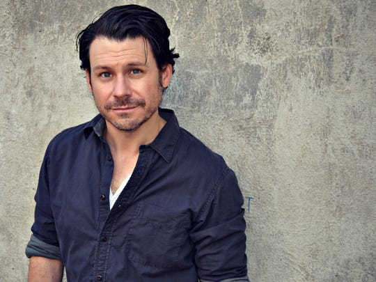 """Blayne Weaver will play Black Stache, the villan in Stage Center's """"Peter and the Starcatcher."""""""