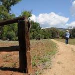 Arizona hike: V Bar V petroglyph site near Sedona