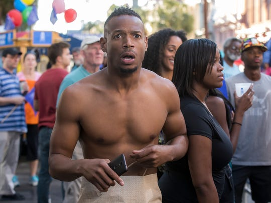 "Marlon Wayans stars in ""Naked,"" a new Netflix movie."