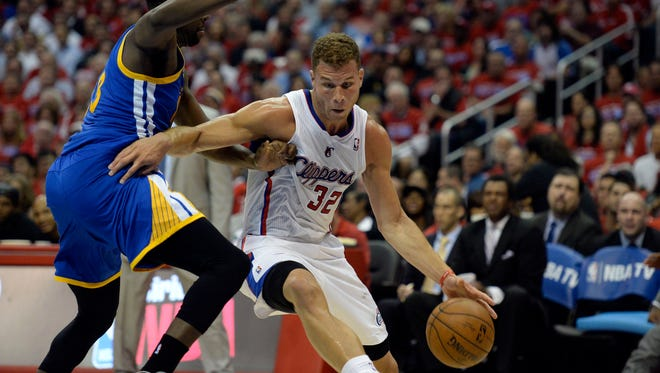 Blake Griffin poured in 35 points in just 30 minutes.