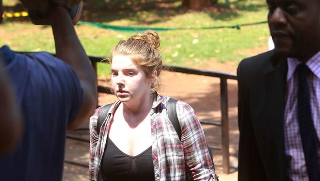 Bridgewater-Raritan High School graduate Martha O'Donovan has been released on bail after being arrest on a charge of posting a critical tweet about the president of Zimbabwe.