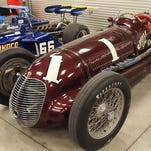 Wilbur Shaw won the Indianapolis 500 in 1939 and 1940 in this Maserati