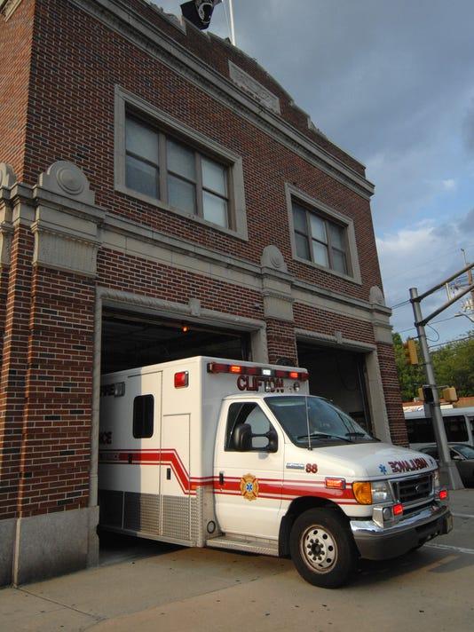 Clifton ambulance